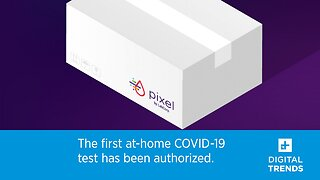 The First At-Home COVID-19 Test Has Been Authorized