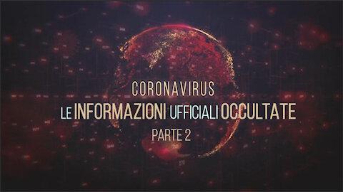 CORONAVIRUS: TUTTE LE MENZOGNE DELLA POLITICA E DEI MASS-MEDIA (PARTE 2)