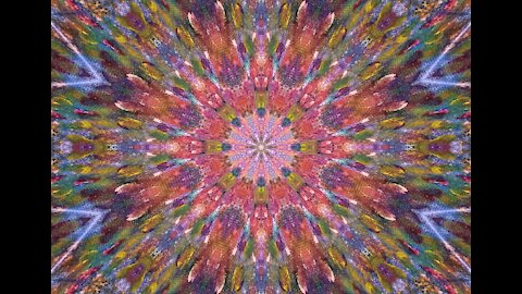 Transformations: Kaleidoscopic Images