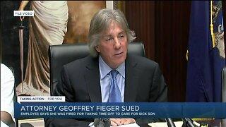 Attorney Geoffrey Fieger sued by former employee