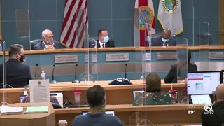 Palm Beach County health director expresses concerns with possibility of reopening playgrounds