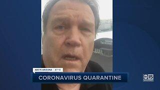 Arizona family quarantined on cruise ship because of coronavirus