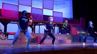 Dance performance highlights the importance of individuality, self-love, and mental health
