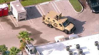 Delray Beach man barricaded inside home after shots fired