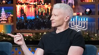 Anderson Cooper Calls Being Gay A 'Blessing'