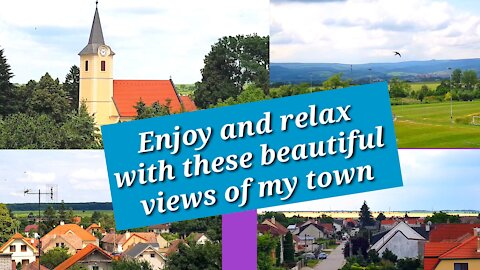 Enjoy and relax with these beautiful views of my Town