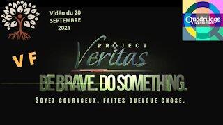 Project Veritas : partie 1