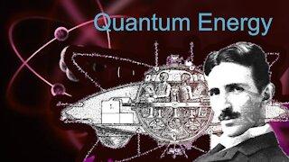 Frontlines #552- Tesla Quantum Energy