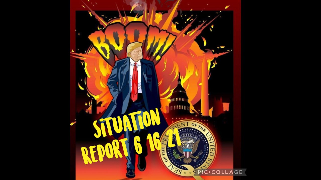 Situation Update: President Trump's Boom Is Coming! - Must Video