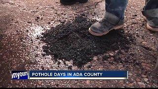 "ACHD kicks off ""pothole days"""