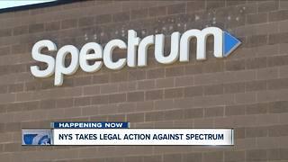 NYS pursuing legal action against Spectrum