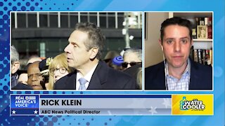 """ABC'S RICK KLEIN: ANDREW CUOMO WILL HAVE A """"HARD TIME WEATHERING"""" LATEST STORM"""