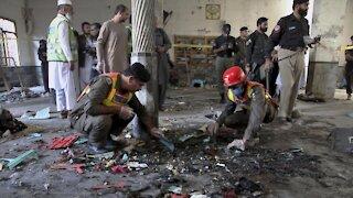 Bomb Kills At Least 8 People At Islamic Seminary In Pakistan
