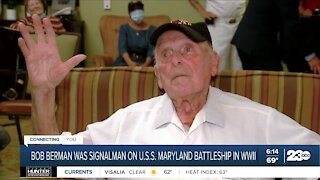 A Veteran's Voice: Bob Berman