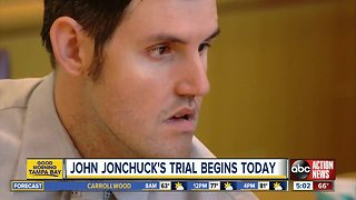 John Jonchuck's trial to begin Monday, March 25
