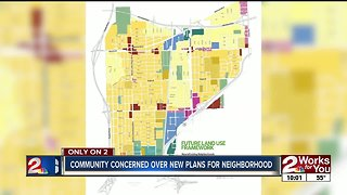 Community concerned over new plans for neighborhoods