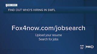 A look at who's hiring