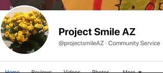 Project Smile AZ helps spread positivity