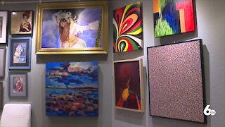 """International Gallery of Fine Art opens with """"Fearless"""""""
