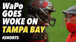 """WaPo says Tampa Bay Buccaneers romanticised """"brutal outlaws"""" #SHORTS"""