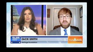 DOJ sues Georgia over voting rights law