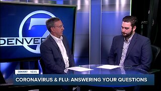 Coronavirus Q&A: What you need to know
