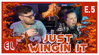 It's getting HOT!!!   Just Wingin It   EP 5