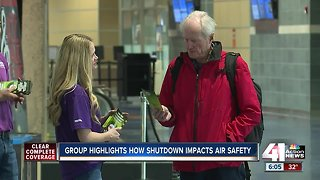 KCI air traffic controllers affected by shutdown