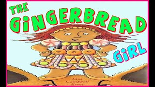 The Gingerbread Girl   Read Aloud   Simply Storytime
