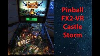 Pinball VR: FX2 - Castle Storm - [00009]