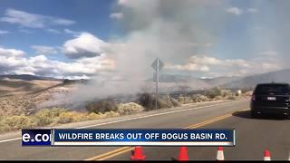 Bogus Basin Rd Fire