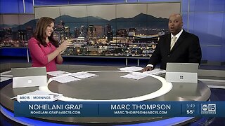 ABC15 Welcomes Back Marc Thompson