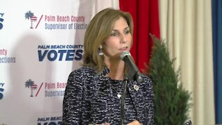 WEB EXTRA: Palm Beach County Supervisor of Elections talks voting
