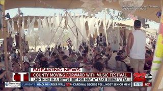 Lightening in a Bottle Festival Approved