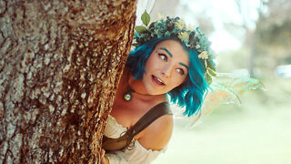 I'm A Real Life Fairy | HOOKED ON THE LOOK