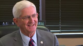 San Diego Sheriff Bill Gore discusses community relationships
