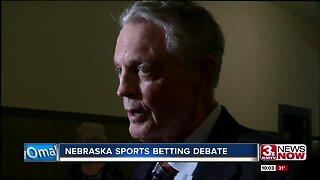Nebraskans debate sports betting