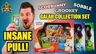 Galar Collection Set | Pokemon Opening