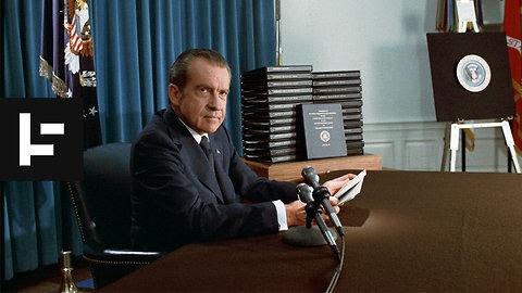 Nixon Got Drunk and Almost Bombed North Korea