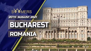 BUCHAREST, ROMANIA - 20TH AUGUST 2021