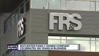 Rochester family owned company celebrates 100 years in business