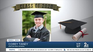 Class of 2020: Corey Taney