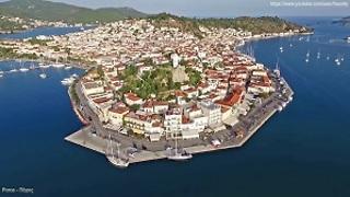 Poros Island: The picturesque sailors paradise of Greece