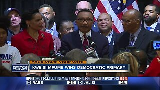 Mfume, Klacik win nominations in 7th Congressional District Special Primary