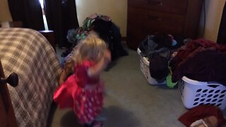 Sibling Dance-Off