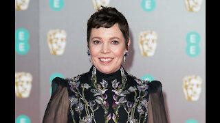 Olivia Colman hails 'superhuman' Queen Elizabeth