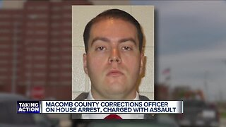Second Macomb County jail deputy charged with criminal sexual conduct