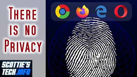 The Biggest threat to Privacy: Browser Fingerprints