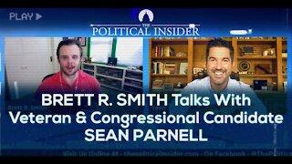 Veteran & Congressional Candidate Sean Parnell Talks with Brett R. Smith