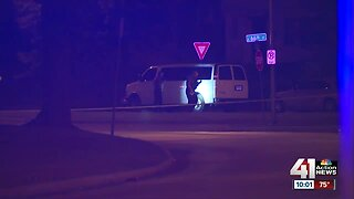 Shots fired at KCPD officer near 66th Street, Woodland Avenue